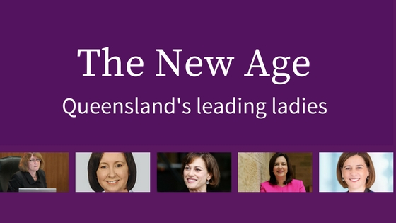 Women in power in Queensland