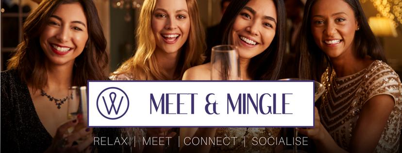Meet & Mingle event