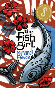 Book called The Fish Girl