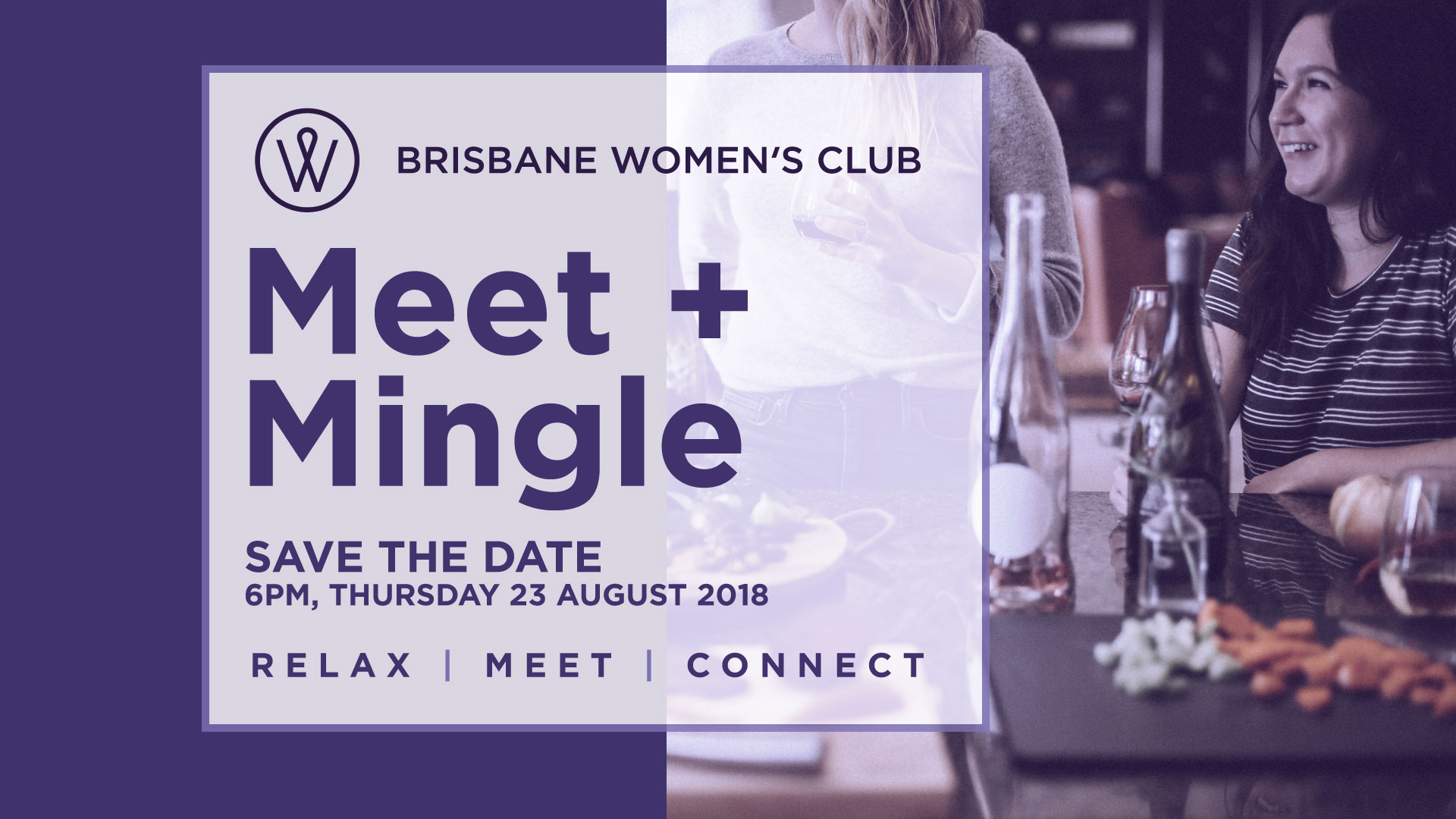 Meet and Mingle Event